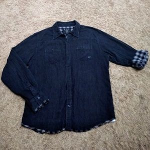 Fox Casual Shirt L
